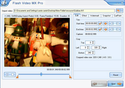 import your videos