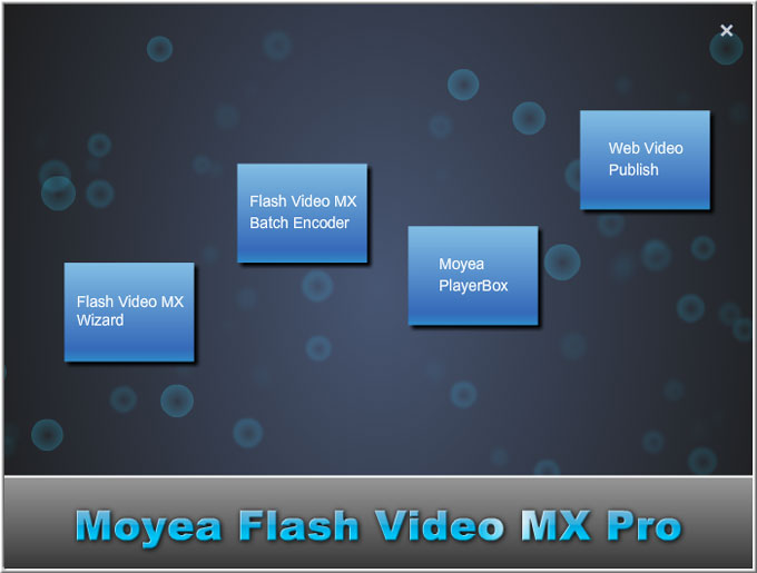 Convert video and DVD to Flash (SWF)